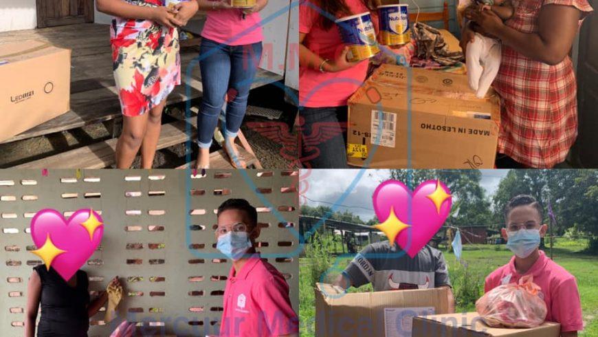 #MMCgivesback   Deze week hebben wij donaties gedaan bij 12 moeders die wonen in…