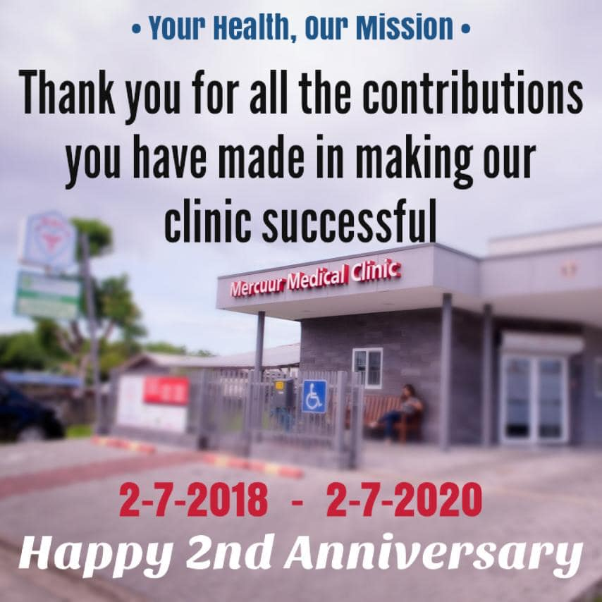 We look forward to continue to provide quality health care to our (upcoming) pat…
